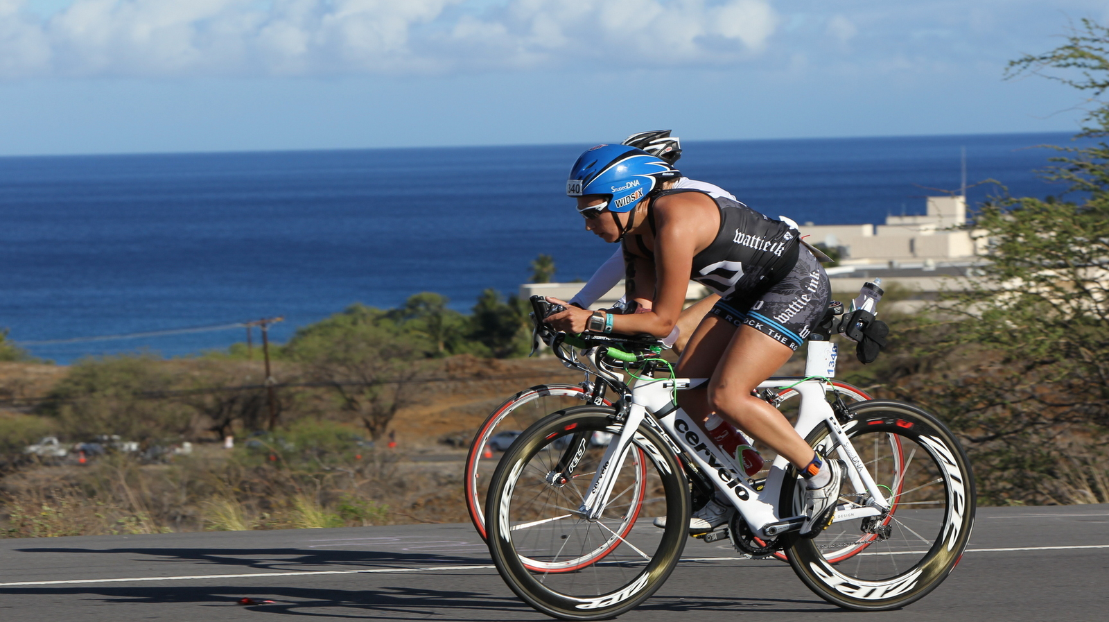 Katie Honu70.3 Bike