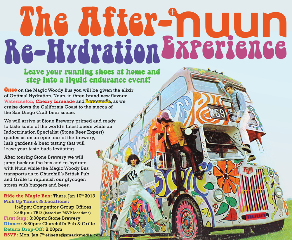 The After-Nuun Rehydration Experience
