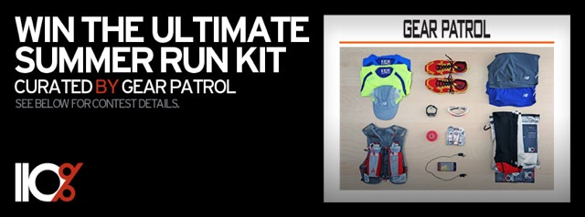 "Win The Gear Patrol ""Ultimate Summer Run Kit"" Featuring 110% Compression!"