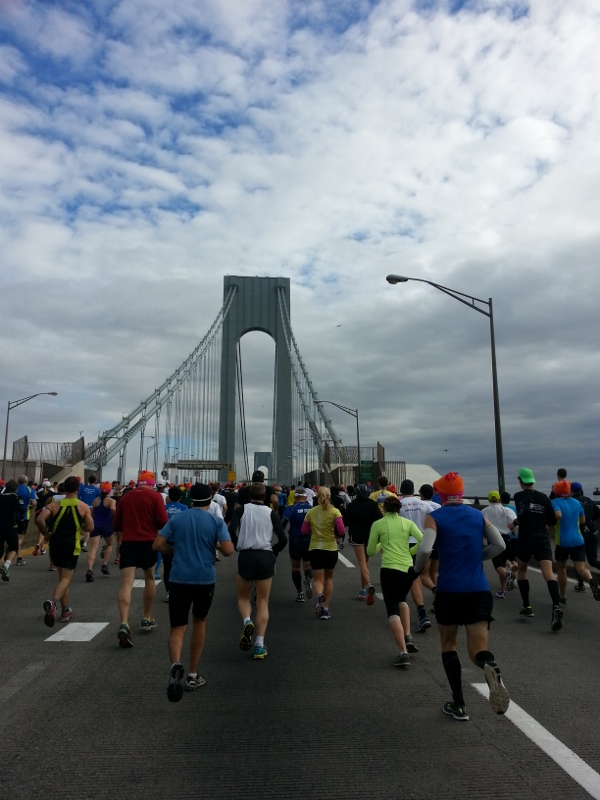 """I WANT TO BE A PART OF IT""–NEW YORK CITY MARATHON: Marathon Experiences From Some Of Our Favorite Media Runners"