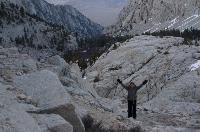 Morgan Climbs Mt. Whitney: The Gear (and Attitude) That Helped Her Climb 14,497 Feet