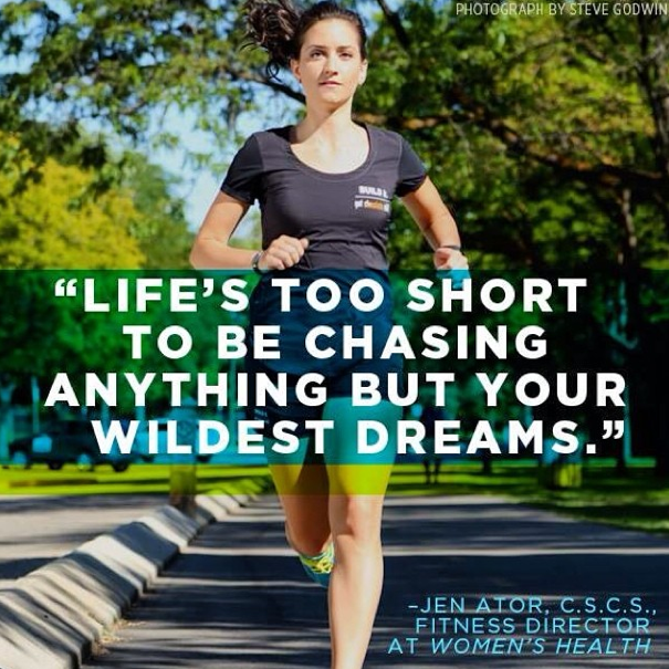 Dream It. Do It. Jen Ator Redefines Her Limits As She Tackles The Ironman World Championships This Fall!