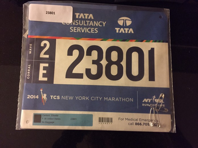 SMACKANISTA Runs The City–Eli Carlson Re-Caps Racing Her First NYC Marathon