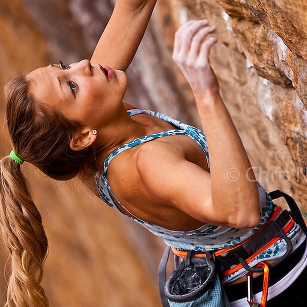 Sasha Diguilian Knows No Limits: Meet The Incredible Woman Taking The Sport Of Rock Climbing To New Heights!