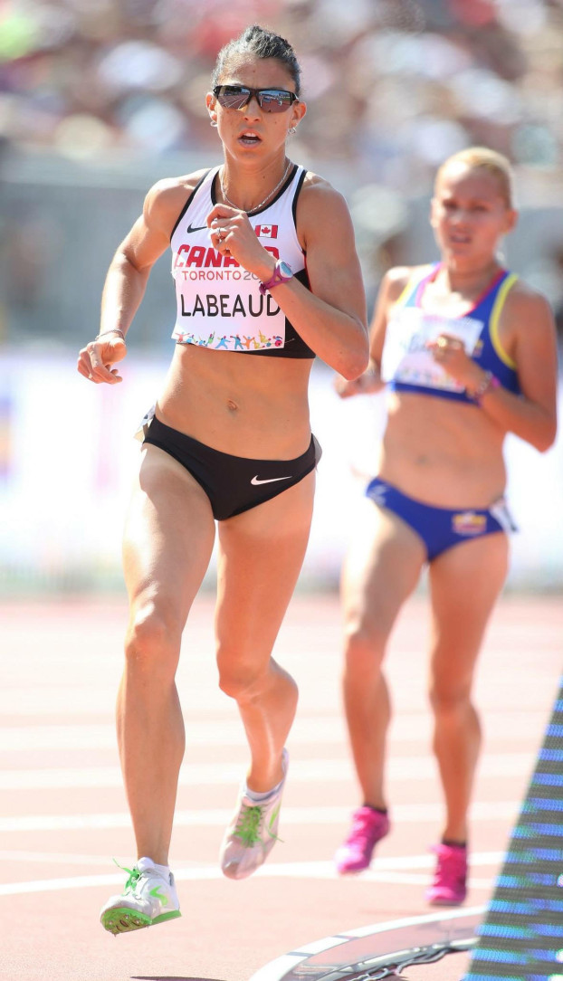 Natasha Places 8th Overall At Pan American Games 5K