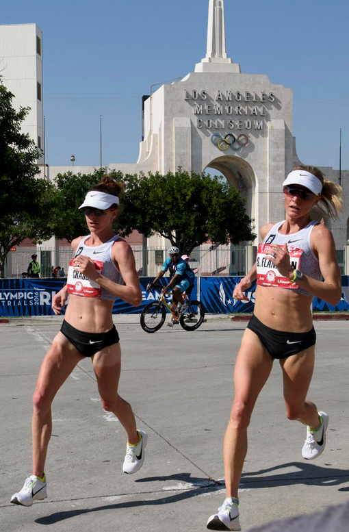 Zamst Athlete Amy Cragg Wins The Olympic Trials Marathon