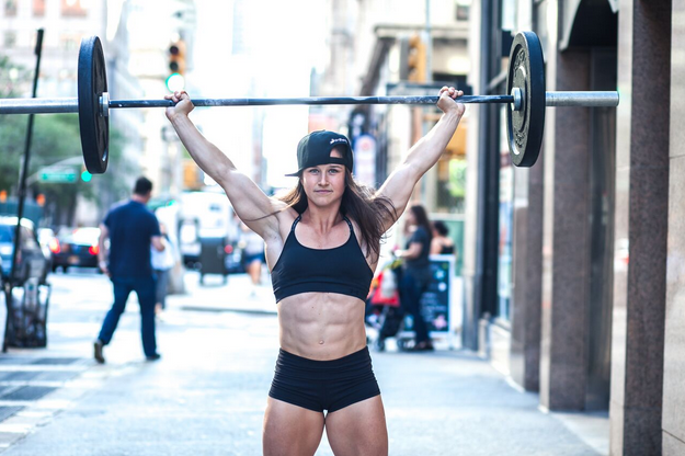 ReST Partners With CrossFit Star Kari Pearce