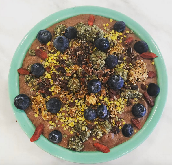 Superfood Smoothie Bowls To Satisfy Your Summer Sweet Tooth