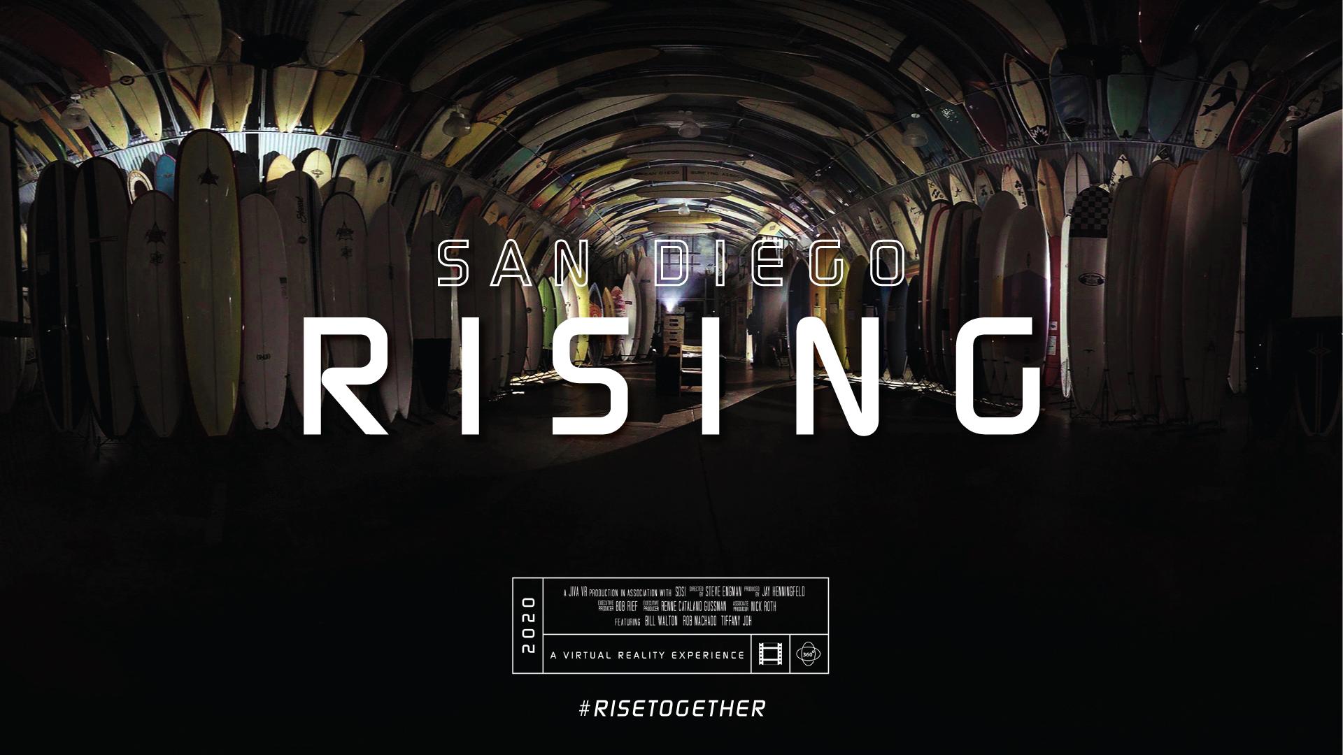 SD RISING 1920x1080 Banner