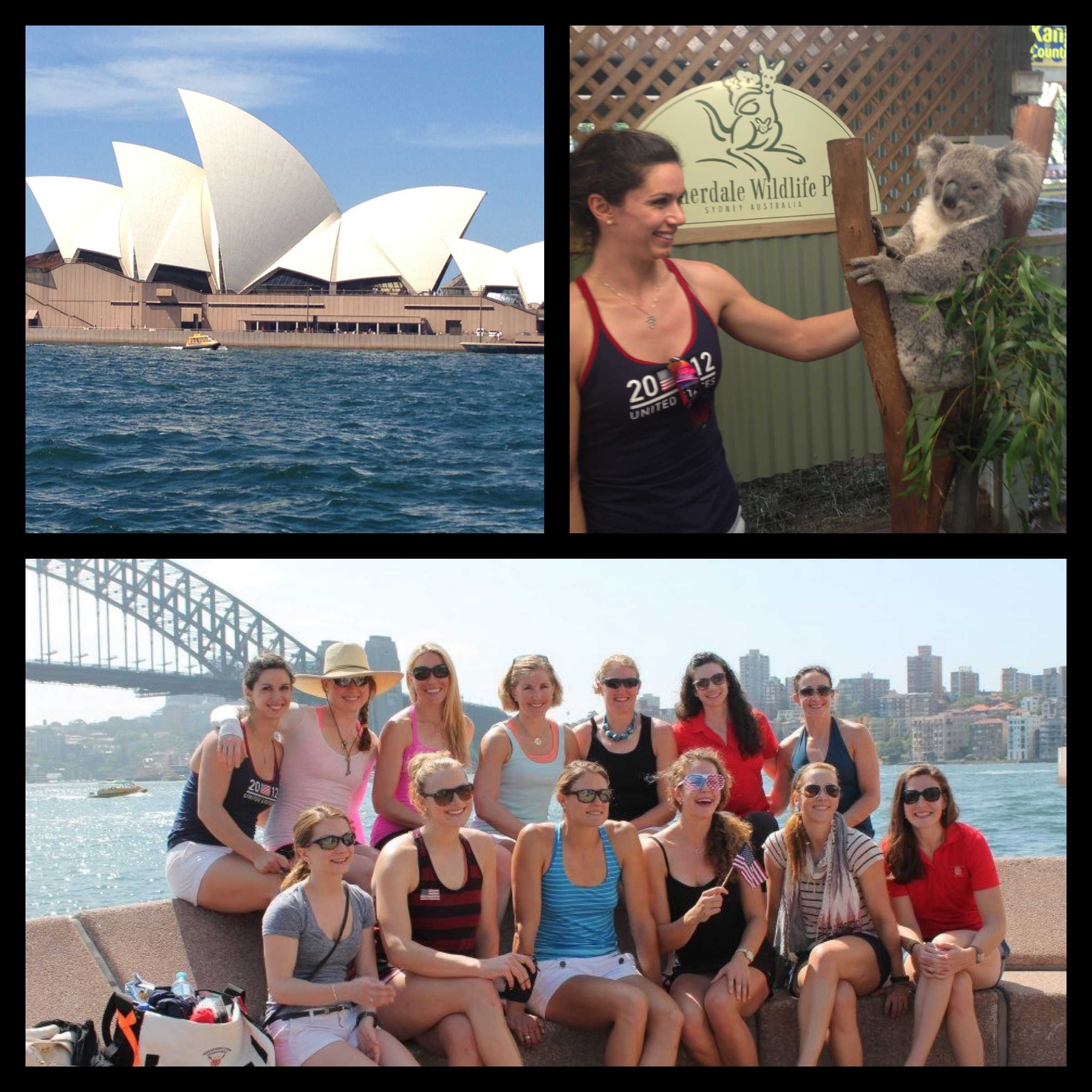 SMACK! At The Races: Sara Hendershot's Experience At The Rowing World Cup In Australia