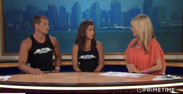 Alpha Warrior Athletes On UT-TV