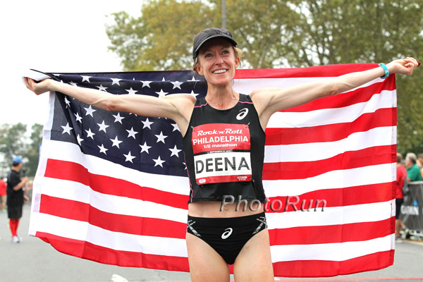 Join Deena Kastor For The Running Weekend Of A Lifetime (Plus An Exclusive Look At Her Typical Day)!