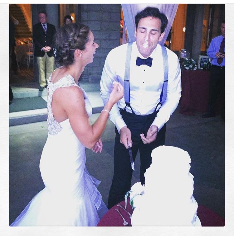 Sara Hendershot's World Class Wedding