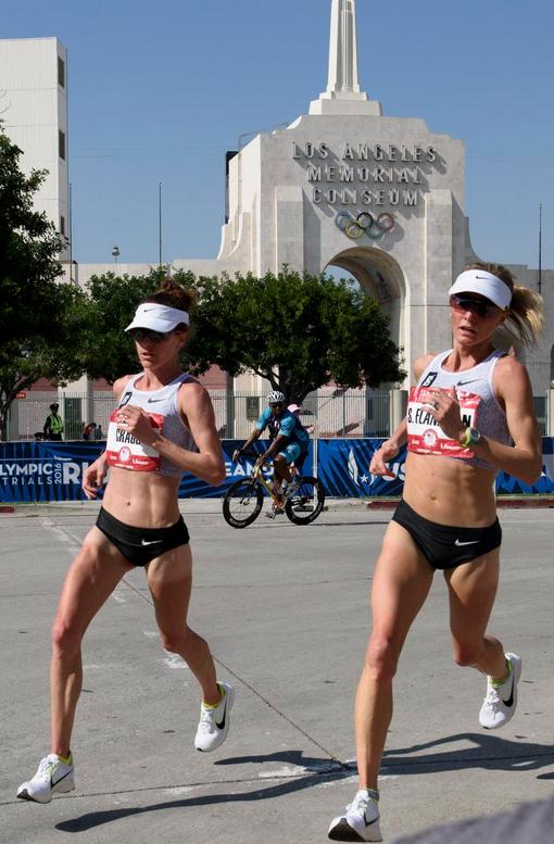 Zamst Athlete Amy Cragg Wins The Olympic Trials Marathon