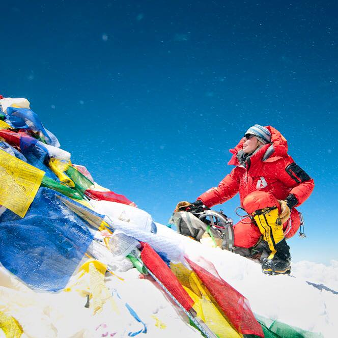 Tasc Performance Base Layers Trusted By Melissa Arnot For Her Record Breaking Everest Summit