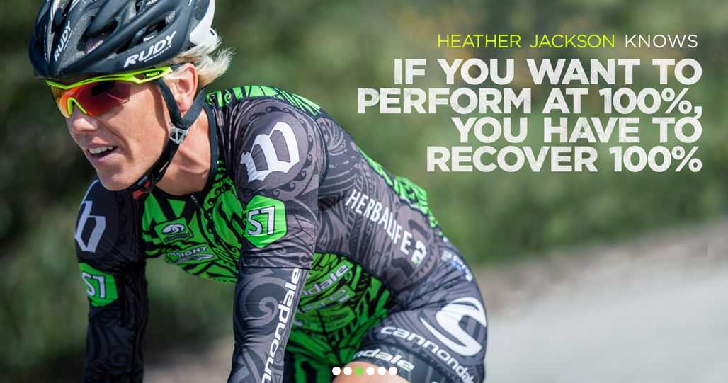 Spend A Day With Pro Triathlete Heather Jackson And Marc Pro