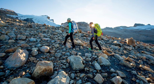 Tasc Performance And Zamst Support The 50 Peaks Challenge