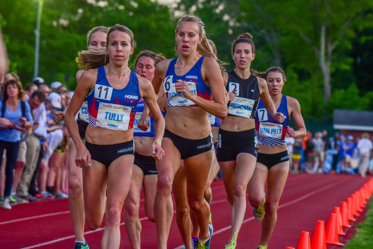 Stephanie Schappert Lets Her Feet (And Letsrun.com) Do The Talking On National Running Day