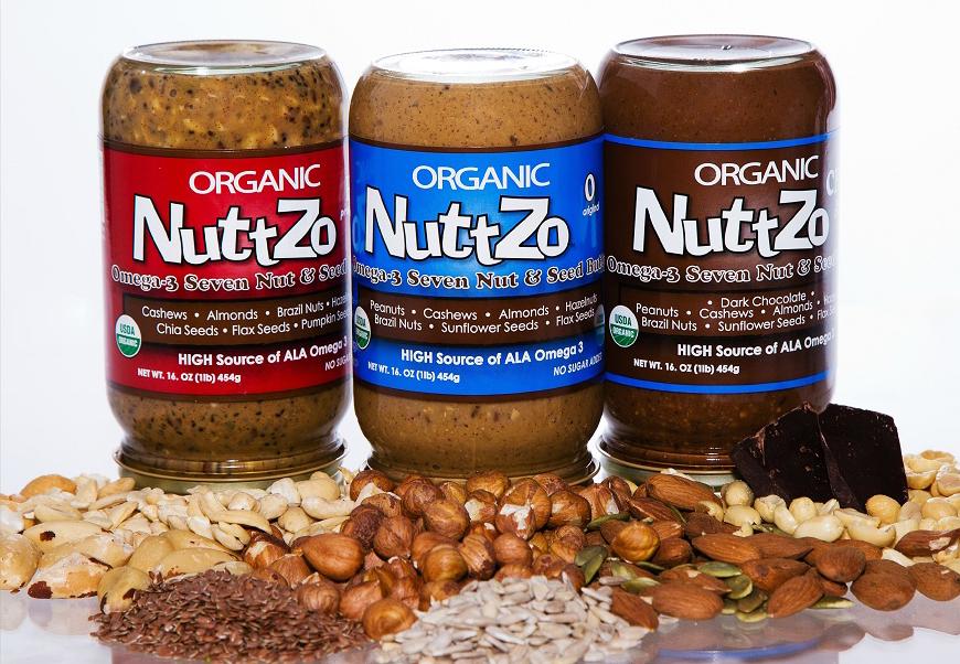 Nuttzo Jars