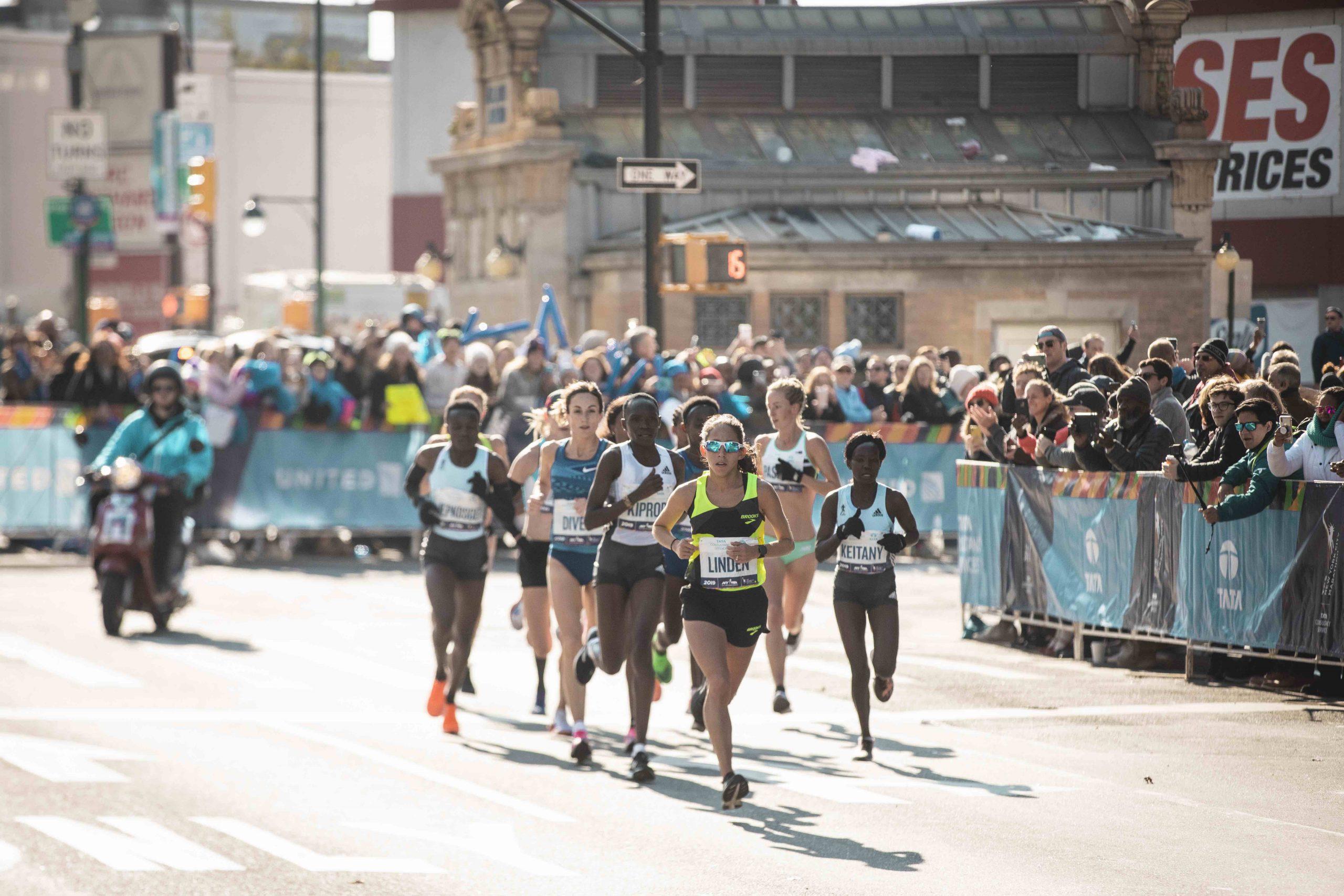 NYC Marathon Women 44 Small